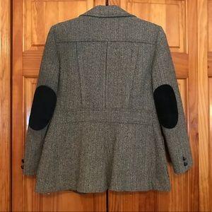 Jackets & Blazers - ▪️Vintage▪️ 70's Black and White Blazer
